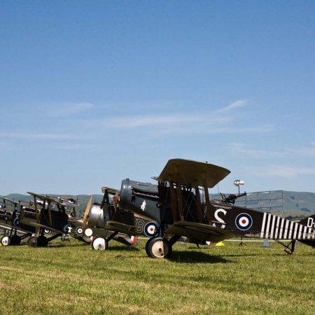 RAF Lineup